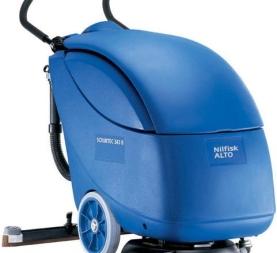 Mašinsko čišćenje podova